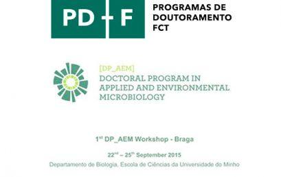 Workshop program the Doctoral Program DP_AEM