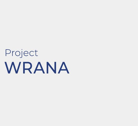 WRANA. Wastewater reuse: improving the odds by understanding natural attenuation