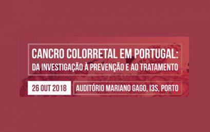 Cancro colorretal em Portugal: da investigação à prevenção e ao tratamento