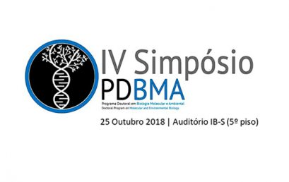 IV PDBMA Symposium (PhD program on Molecular and Environmental Biology)