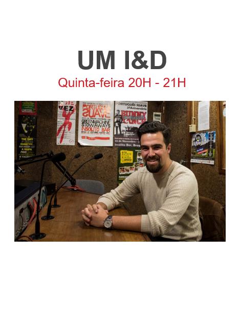 UM R&D – Francisco Carvalho