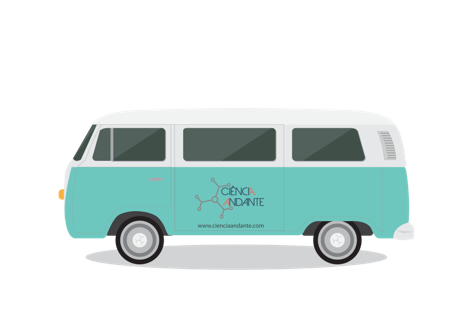 Ciência Andante – Science on the Road