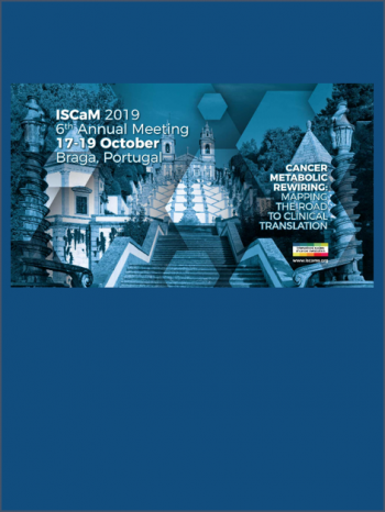 International Society of Cancer Metabolism 6th Annual Meeting