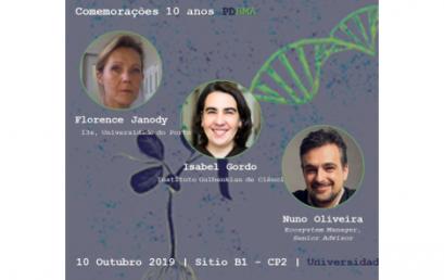 V Symposium of the Doctoral Program on Molecular and Environmental Biology
