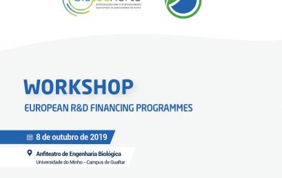 Workshop European R&D Financing Programmes