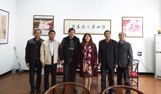 Head of CBMA visited the Shaanxi University of Technology (China)