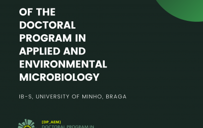 8th Workshop of the Doctoral Program in  Applied and Environmental Microbiology