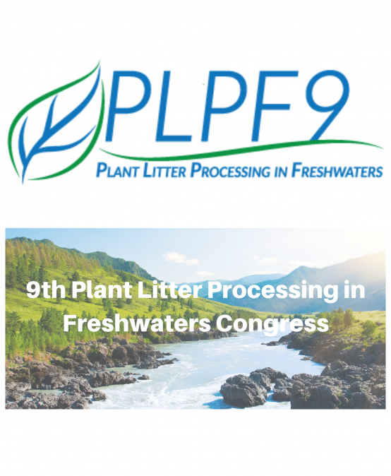 9th Plant Litter Processing in Freshwaters Congress